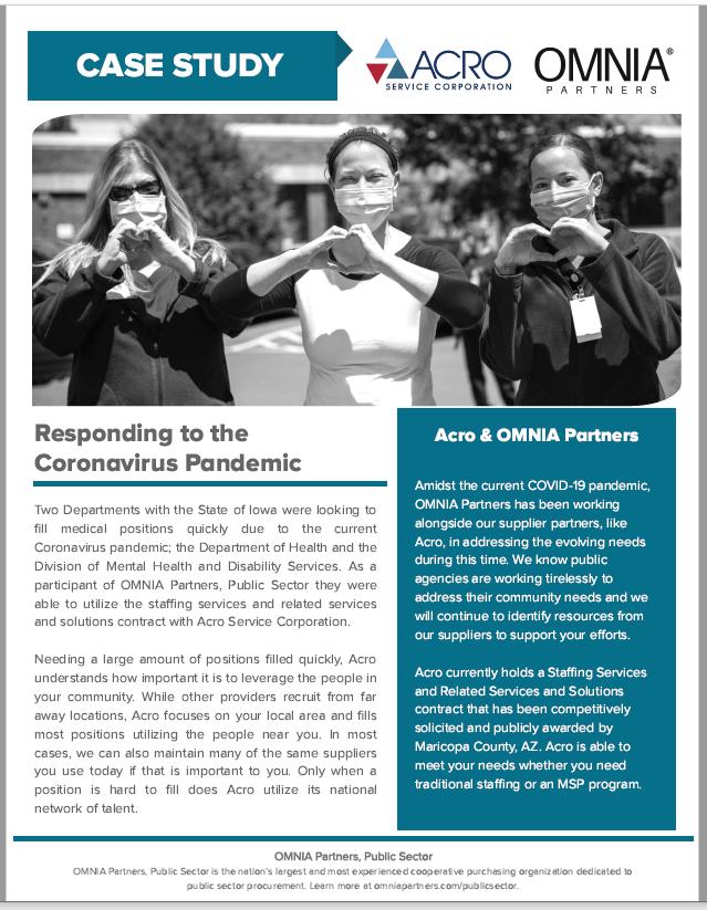 Acro Case Study Cover