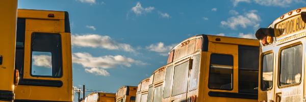school bus sanitation