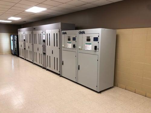 Dispensing and Return Units